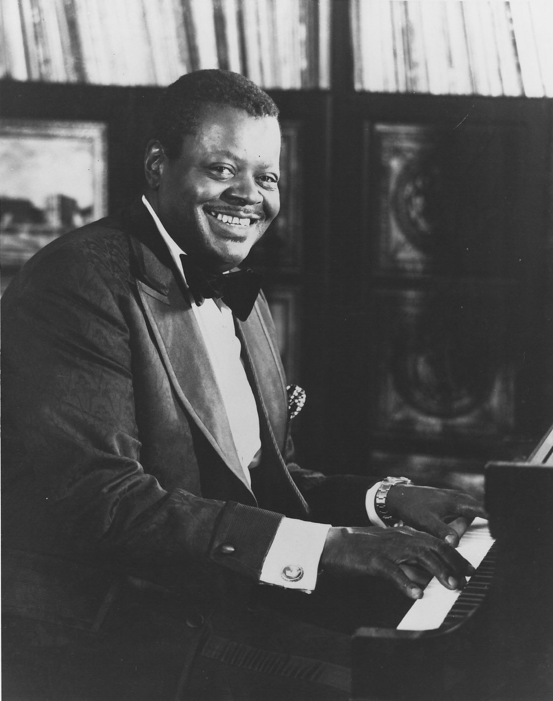 Musical Genuis Derrick Higgins furthermore OscarPeterson also Oscar Peterson besides Spartiti jazz together with Ella Fitzgerald A Favourite Selection. on oscar peterson jazz