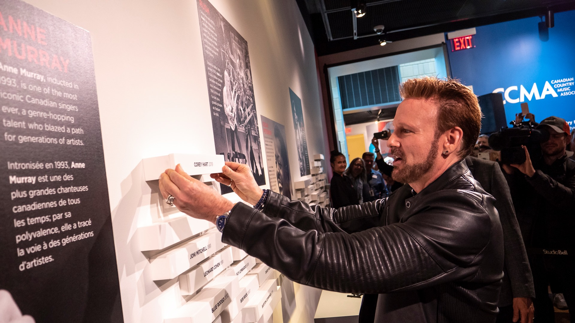 Corey Hart – Canadian Music Hall Of Fame